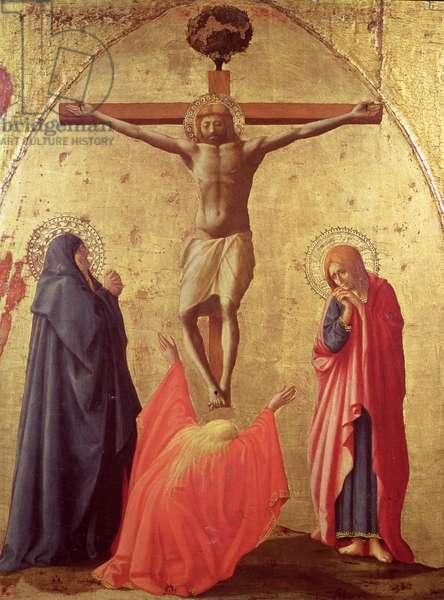 Crucifixion, 1426 (tempera on panel)