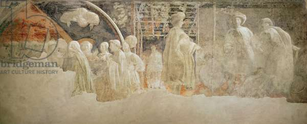 The Sacrifice and Euphoria of Noah, 1446-8 (fresco)
