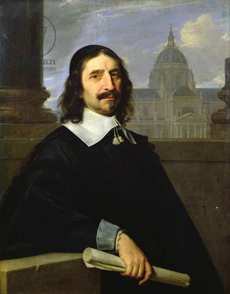 Jacques Lemercier (c.1590-1660) 1644 (oil on canvas)