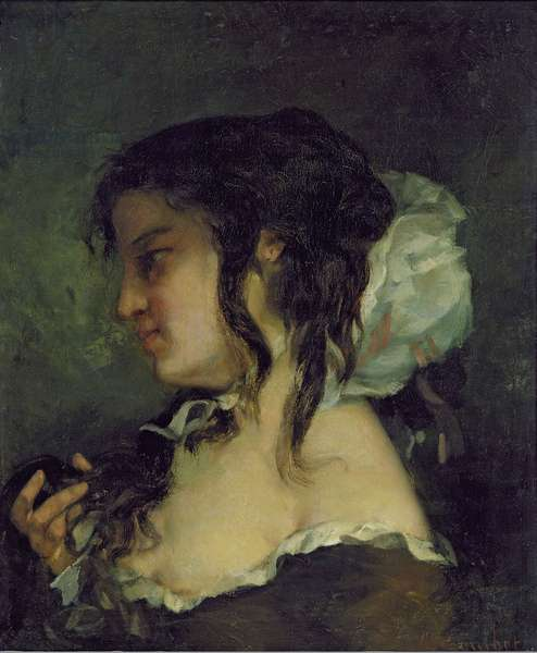 Reflection, c.1864-66 (oil on canvas)