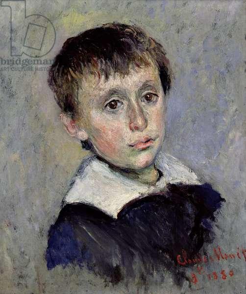 Jean Monet (1867-1914) 1880 (oil on canvas)