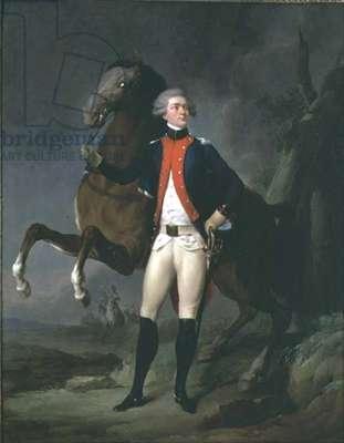 Portrait of the Marquis de La Fayette (1757-1834), 1788