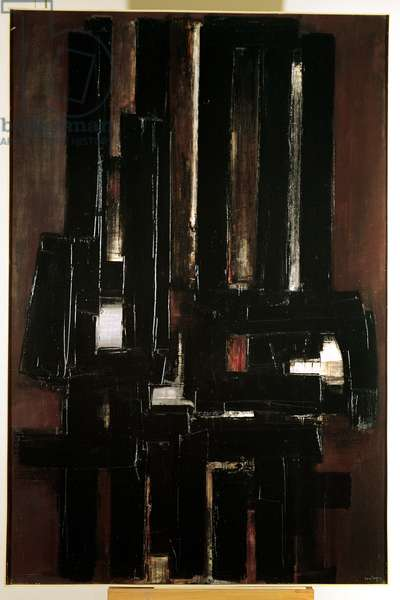 Painting, 1956 (oil on canvas)