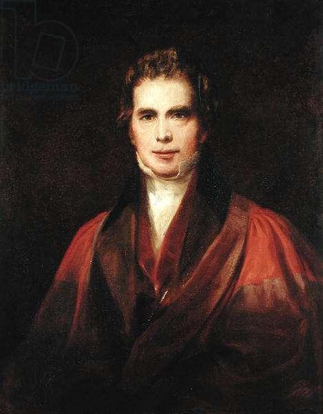 Self Portrait, 1840 (oil on canvas)