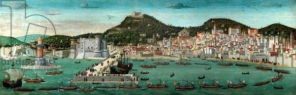 The Tavola Strozzi, 1472-3 (tempera on panel)
