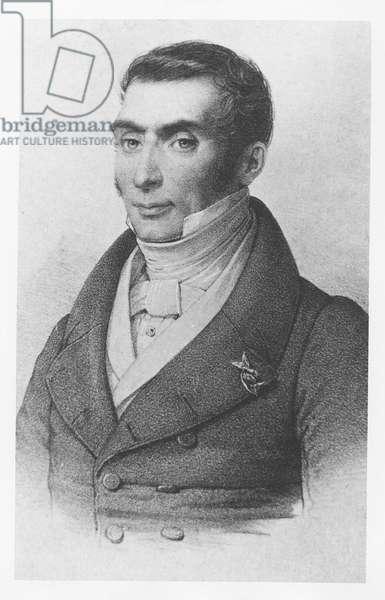 Eugène Scribe (litho)