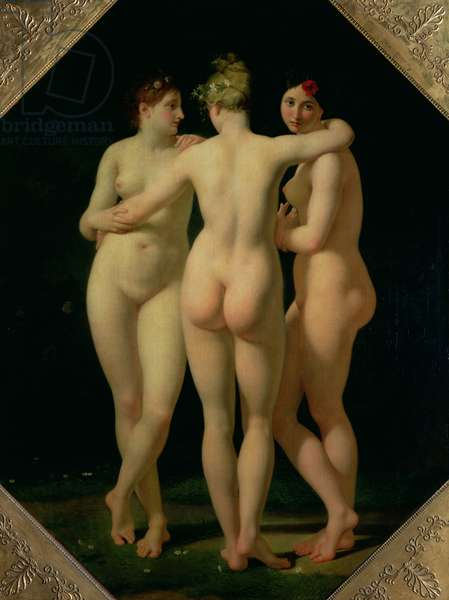 The Three Graces, 1794 (oil on canvas)