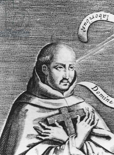 St John of the Cross (engraving)