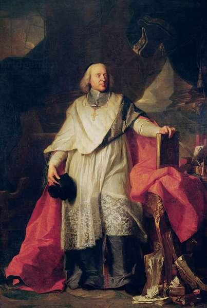 Jacques-Benigne Bossuet (1627-1704) 1702 (oil on canvas)