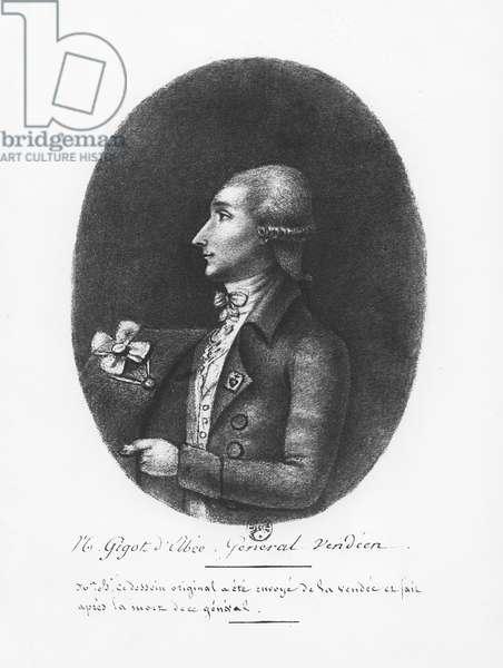 Louis d'Elbée (engraving)