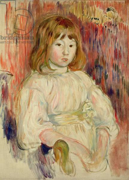 Portrait of Marcelle, 1895 (oil on canvas)