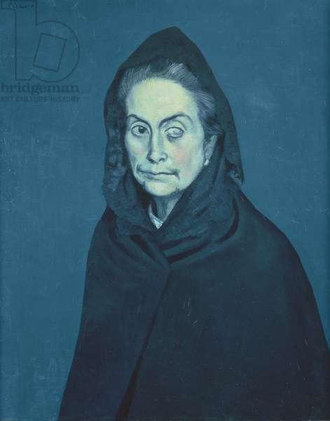 La Celestine (Carlota Valdivia) 1904 (oil on canvas)