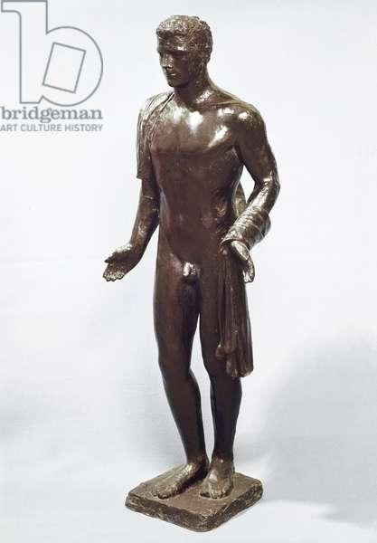 Apollo, 1937-39 (bronze)