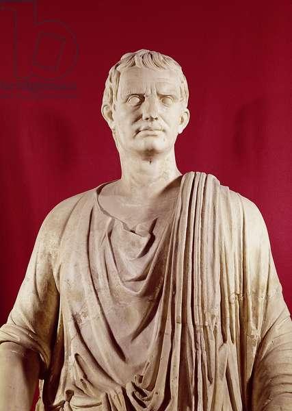 Lucius Cornelius Sulla (138-78 BC) Orating (stone) (detail of 102091)