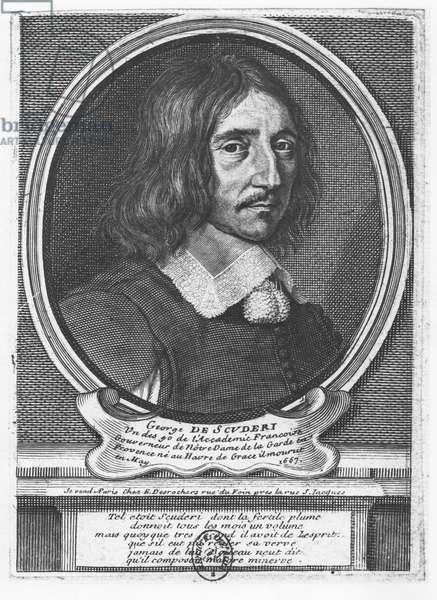 Georges de Scudéry (engraving)