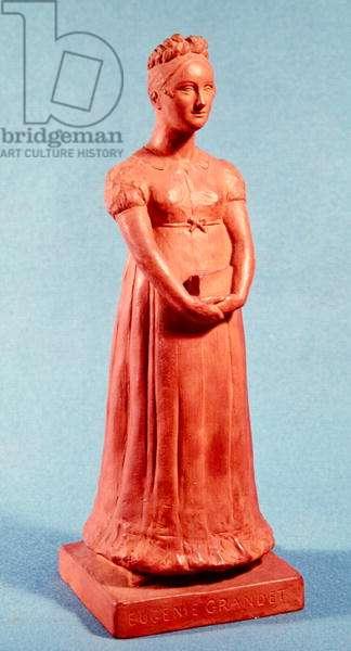 Statuette of Eugenie Grandet (terracotta)