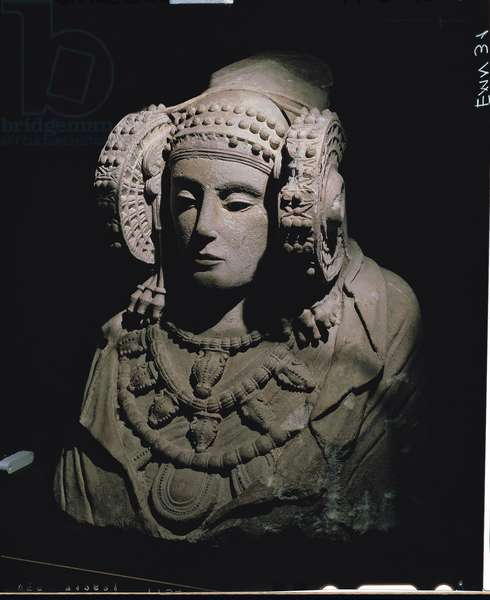 The Lady of Elche (stone)