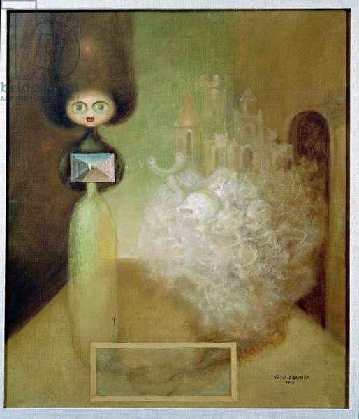 Dream, 1939 (oil on canvas)