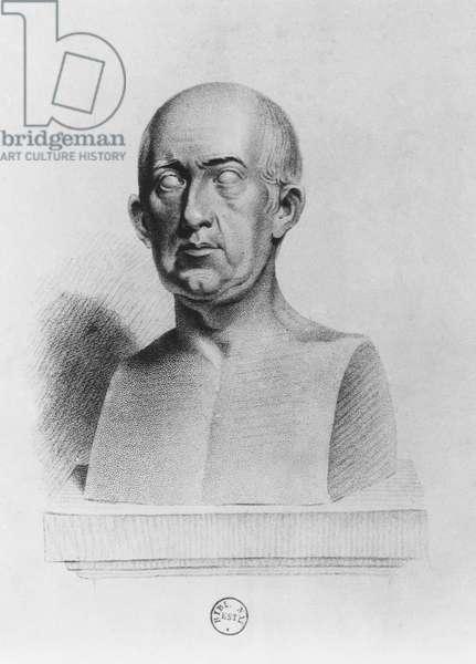 Gaspar Melchor de Jovellanos (litho)