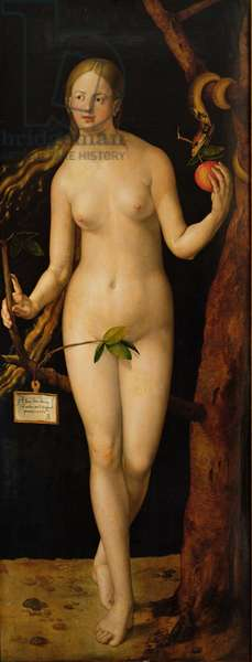 Eve, 1507 (oil on panel)