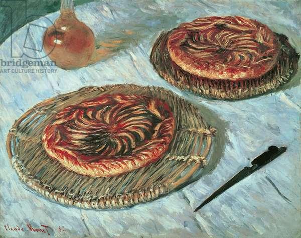 Fruit Tarts, 1882 (oil on canvas)