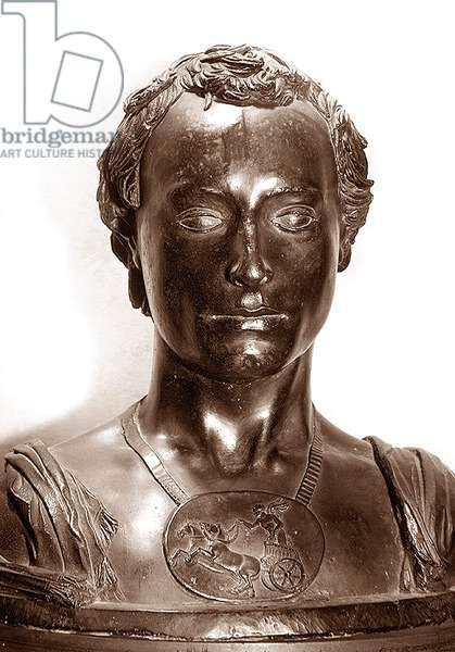 Bust of a Gentleman (bronze)