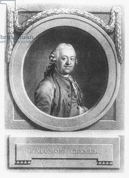 Salomon Gesner (engraving)