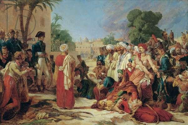 Bonaparte (1769-1821) in Cairo (oil on canvas)