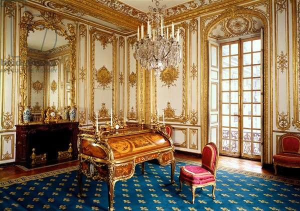 Louis XV's Private Study, 1753-60 (photo)