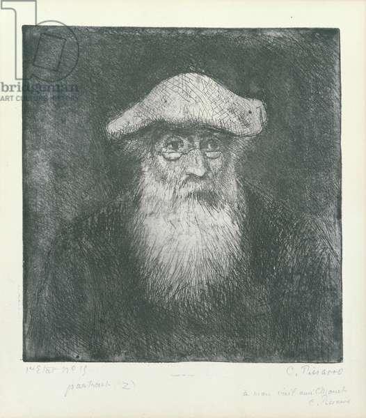 Self Portrait (engraving)
