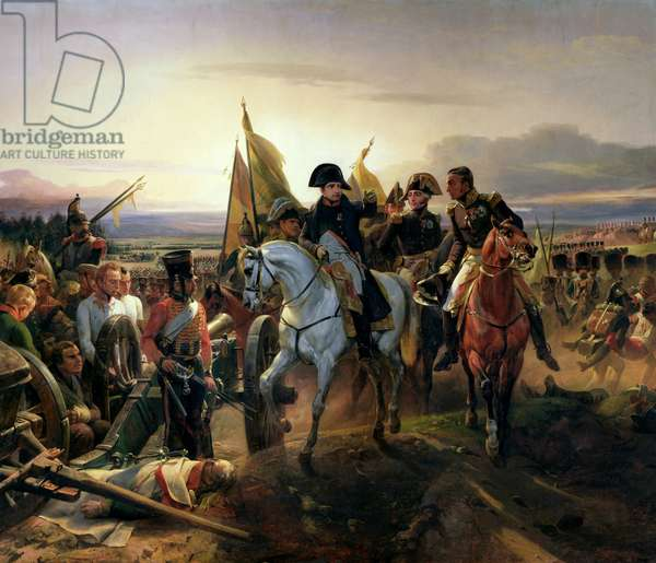 The Battle of Friedland, 14th June 1807 (oil on canvas)