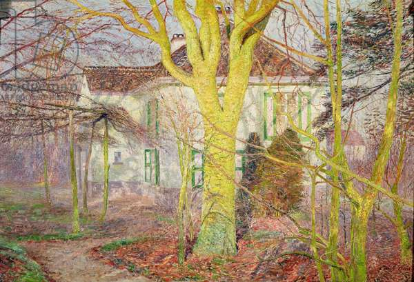 Ray of Sunlight or, Zonneschijn, April 1899 (oil on canvas)