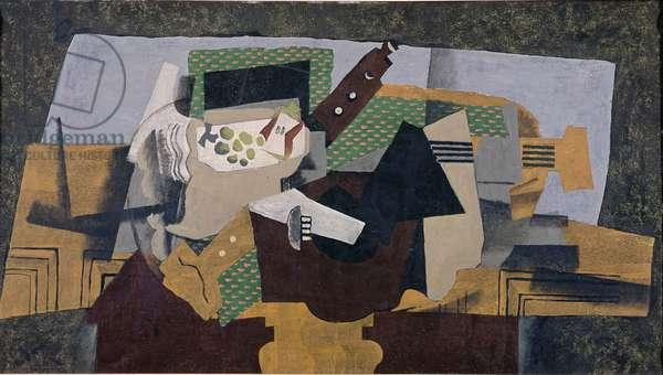 The Black Gueridon, 1919 (oil on canvas)
