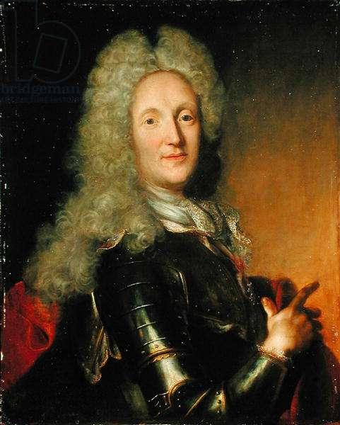Nicholas of Catinat (1637-1712) Lord of Saint-Gratien (oil on canvas)