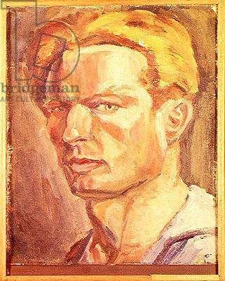 Self Portrait, 1930 (oil on canvas)