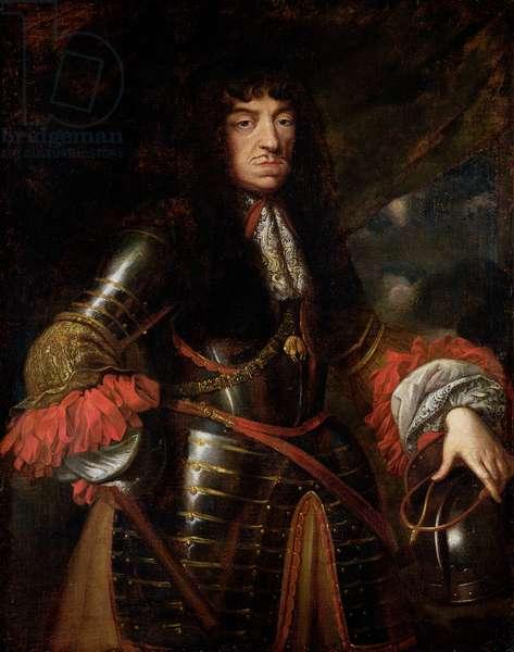 John II Casimir (oil on canvas)