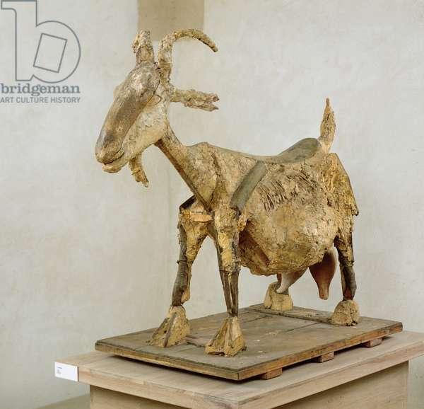 The Goat, 1950 (metal & plaster)