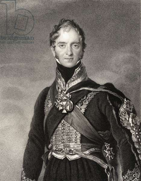 Henry William Paget, 1st Marquess of Anglesey, engraved by Samuel Freeman (1773-1857) (litho)