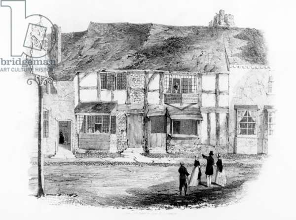 The Birthplace of Shakespeare (engraving)