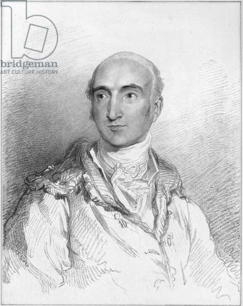 William Sotheby, engraved by Frederick Christian Lewis Sr, c.1807 (engraving)