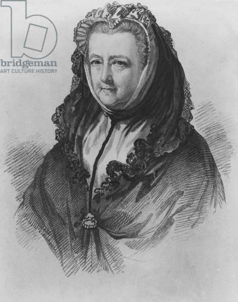 Mrs Mary Delany (engraving)