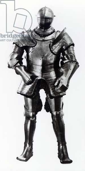 Henry VIII's Field and Tilt Armour, 1540 (metal)