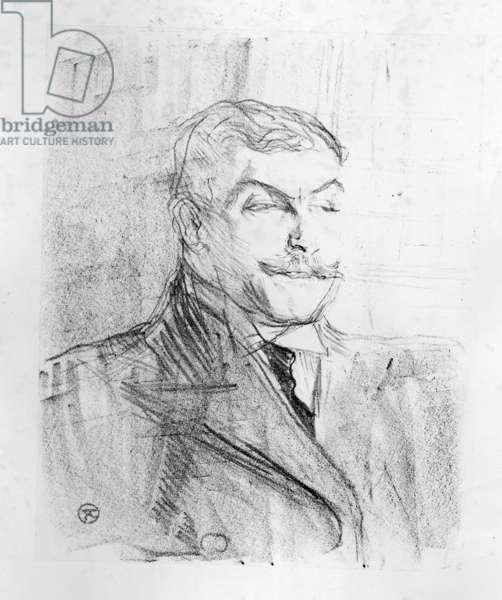 Lucien Guitry, 1898 (litho)