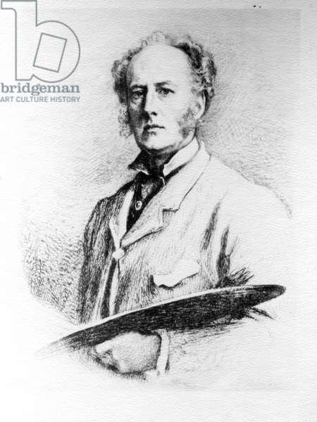 Sir John Everett Millais, 1st Bt, after Sir John Everett Millais, 1881 (collotype)
