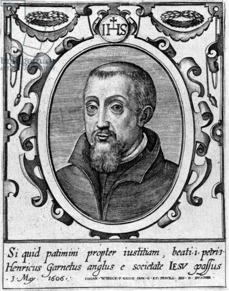Henry Garnett (engraving)