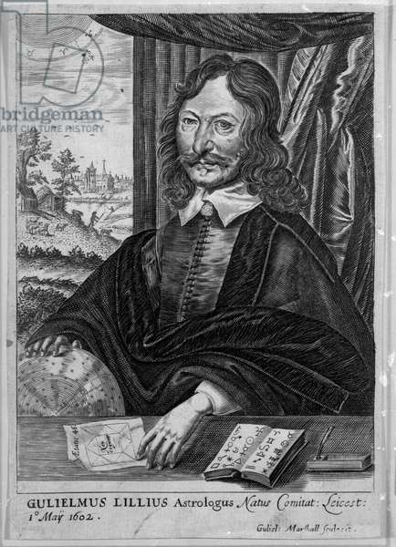 William Lilly (engraving)