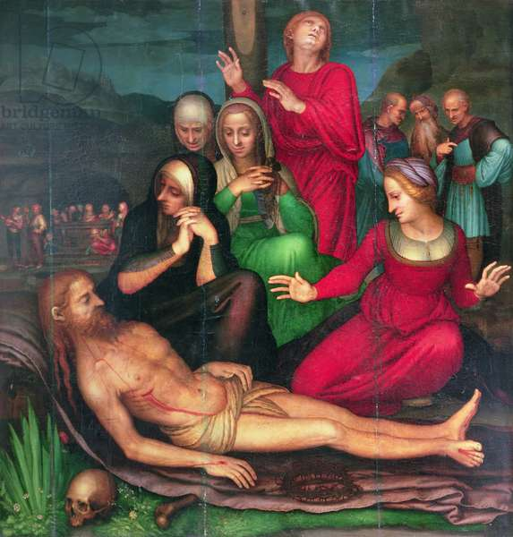 The Dead Christ, 16th century