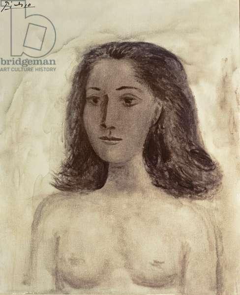 Dora Maar, 1941 (oil on linen)