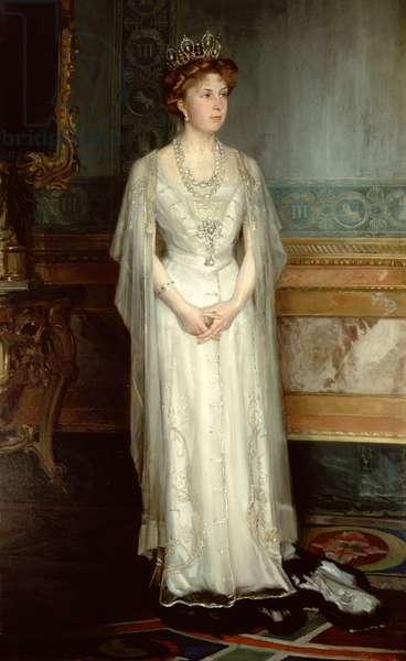 Princess Victoria Eugenie, Queen of Spain