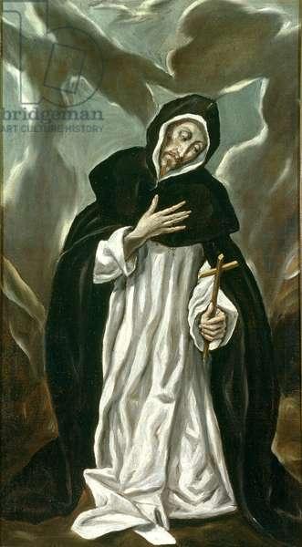St.Dominic of Guzman (c.1170-1221)
